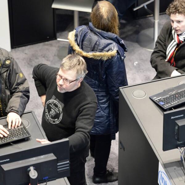 Para el sector de la informática en Alemania la feria será también una ocasión para reclutar, pues hay  unos 40,000 puestos de trabajo en el sector.