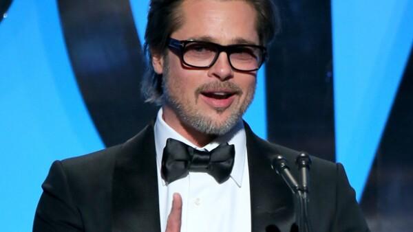 Brad Pitt es Sagitario.