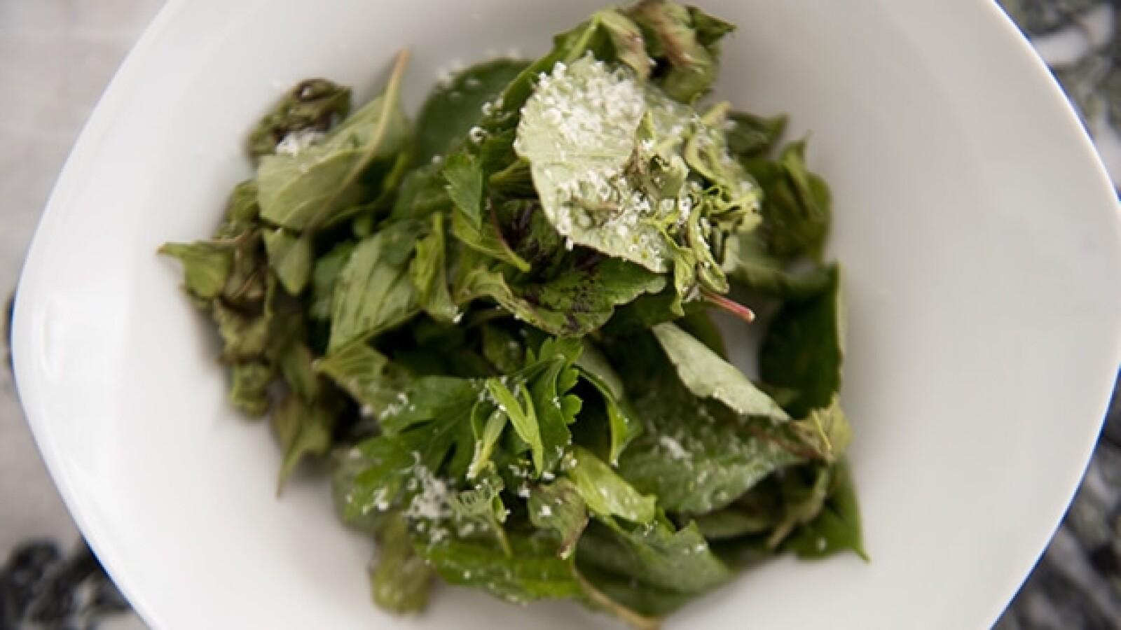 xohimilco, dieta, verduras, plato, verde,