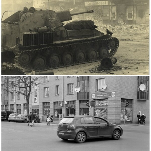 Batalla de Berlín 13