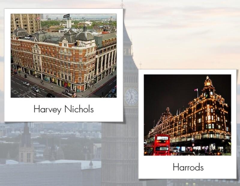 Si visitas estos lugares en Londres seguro te encontrarás algún famoso o miembro de la realeza.
