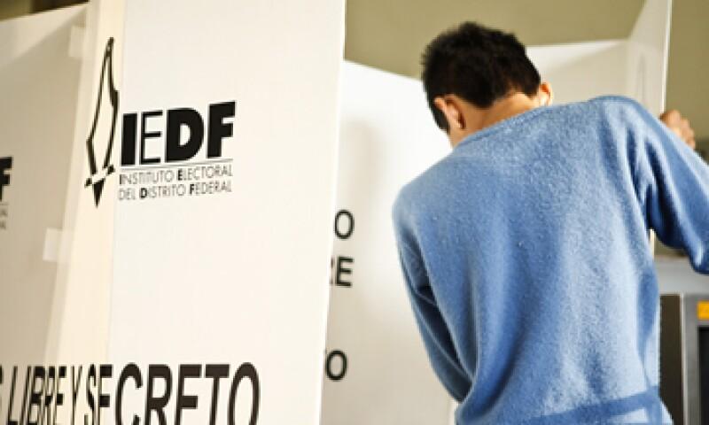 La Coparmex destacó la labor de los voluntarios del organismo que participan como observadores electorales. (Foto: Jorge Garaiz)