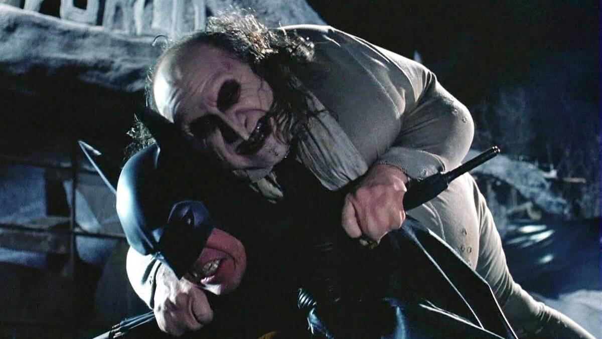Warner quiere imponer al Pingüino como villano en nueva película de Batman