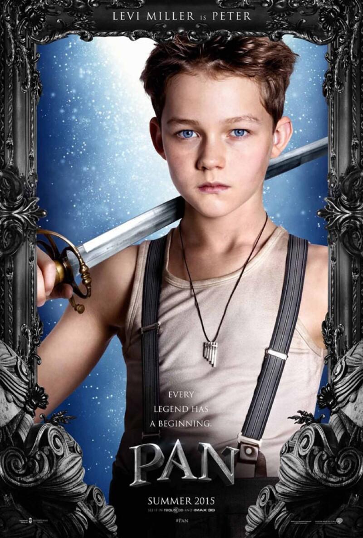 Levi Miller vendrá a México para hablar de su papel como el nuevo Peter Pan.