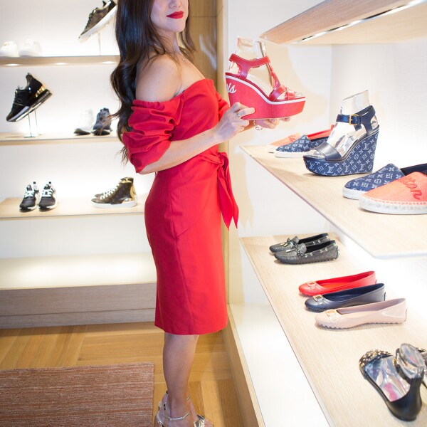 Apertura nueva boutique LV