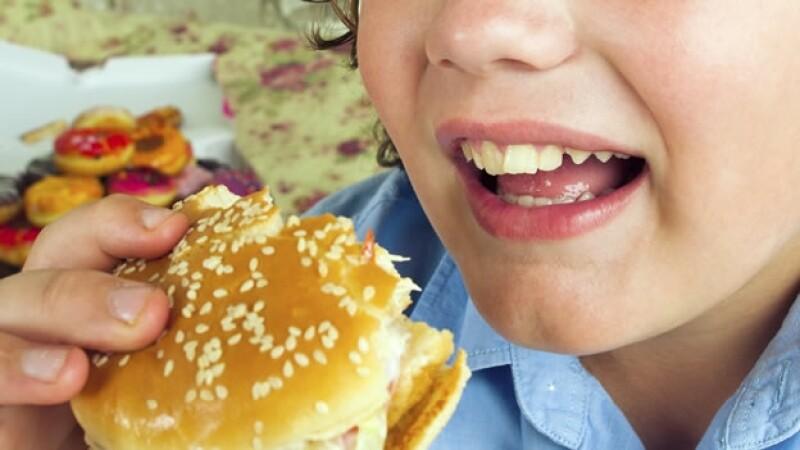 ninos salud obesidad
