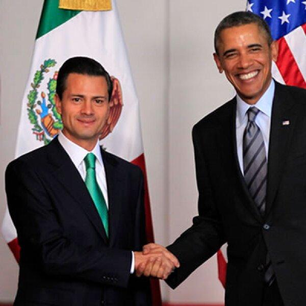 El presidente mexicano, Enrique Peña Nieto, se reunirá con su homólogo estadounidense, Barack Obama para abordar temas relacionados con seguridad y migración. Más adelante habrá una comida con el jefe de Estado de Canada, Stephen Harper.