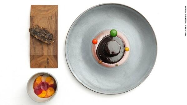 Comida italiana tradicional, con un toque de autor, es la filosofía que sigue el chef Massimo Bottura en el mejor restaurante del mundo.