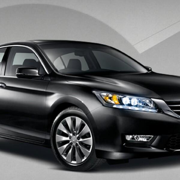 El auto de Honda se vendió 35.1% más que el año anterior. La marca automotriz vendió 6,348 vehículos.