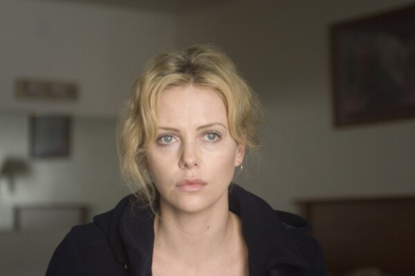 charlize theron guillermo arriaga the burning plain