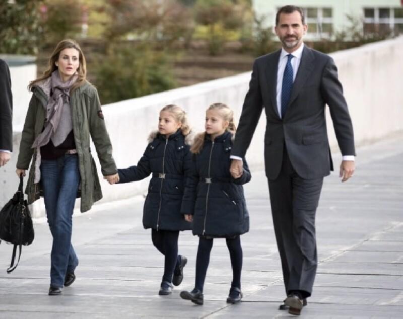 Felipe y Letizia serán los próximos Reyes de España.