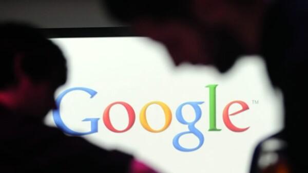 logo de google en la empres afilial de google en berlin