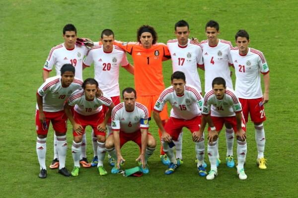 Escándalos Selección Mexicana 2013