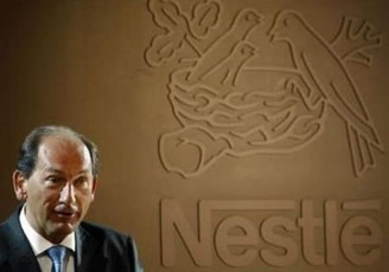 El presidente ejecutivo de Nestlé espera que la recuperación mundial impulse sus ventas. (Foto: Reuters)