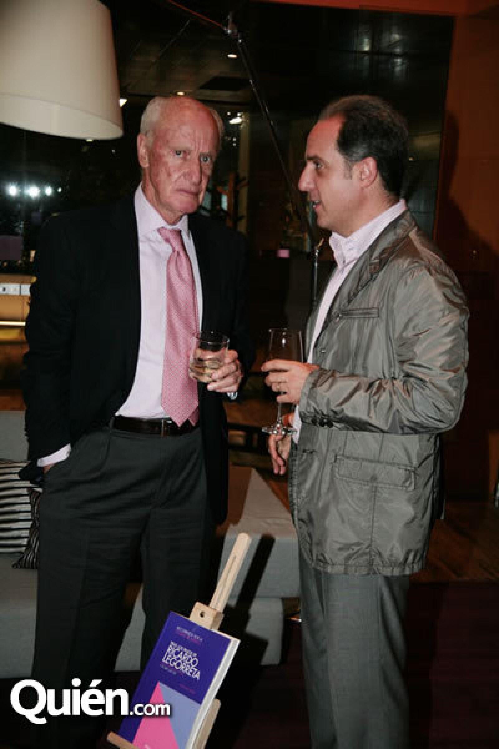 Jaime y Juan Carlos Alverde