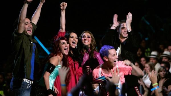 Los Premios MTV Latin America 2007 - Show