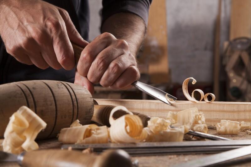 taller de carpintería