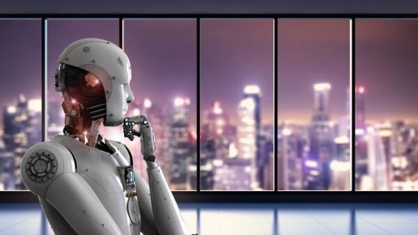 Robots en el trabajo