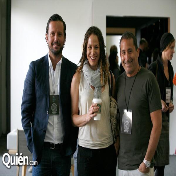 Eduardo Prieto,Virna Winckelmann,Moises Micha