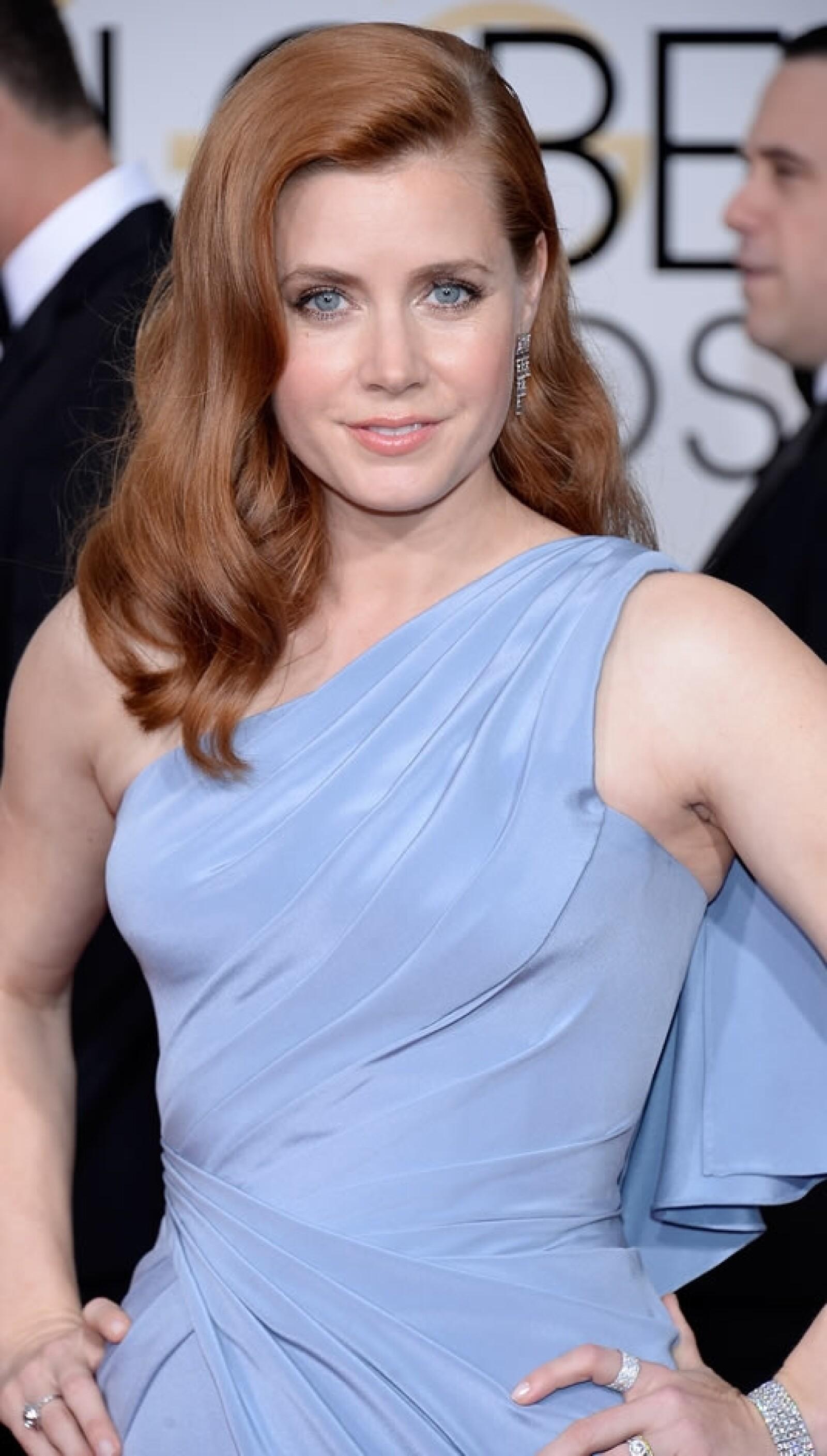 Amy Adams, de las actrices favoritas de Hollywood en los últimos años