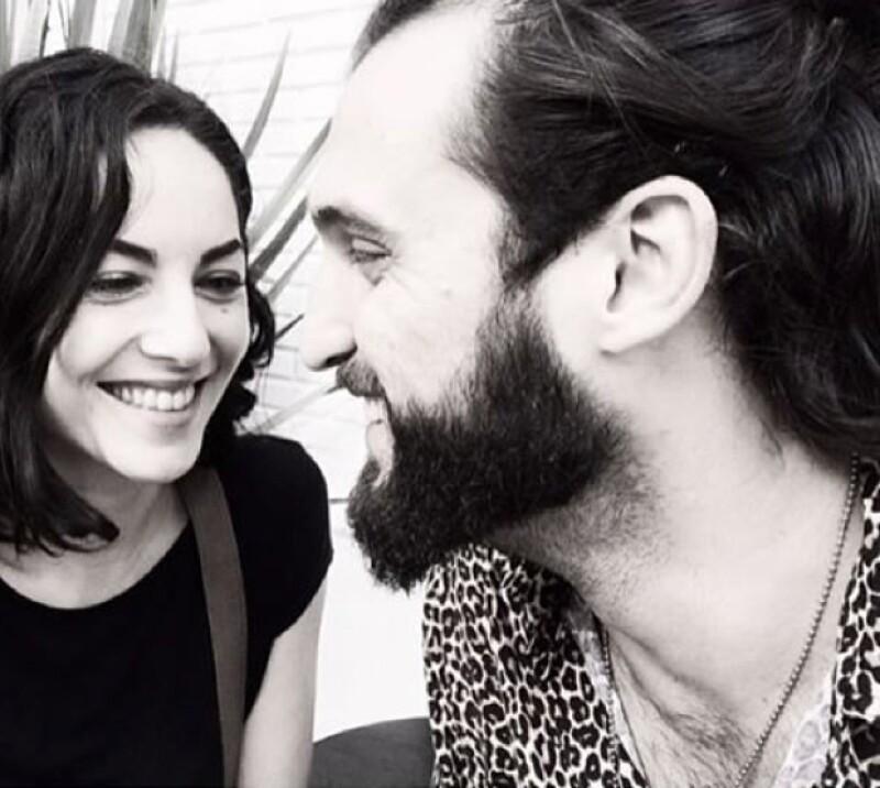 Se dice que Bárbara y Kenneth se casarán este mes.