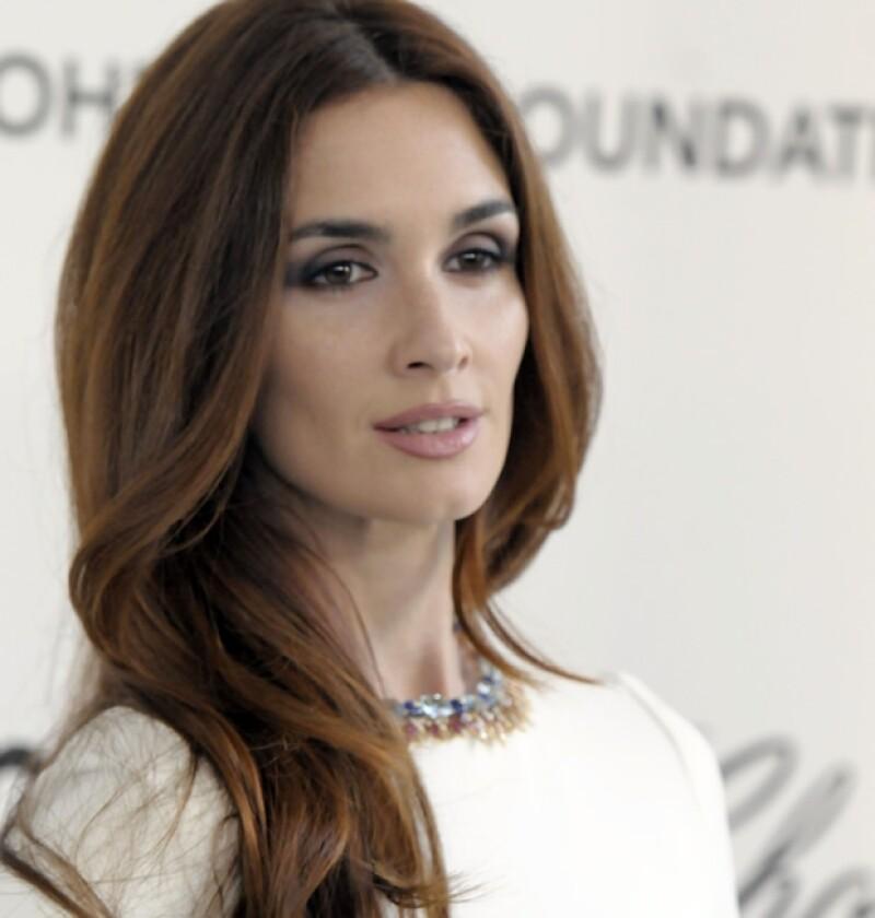 Paz Vega tiene 36 años y nació en Sevilla, España.