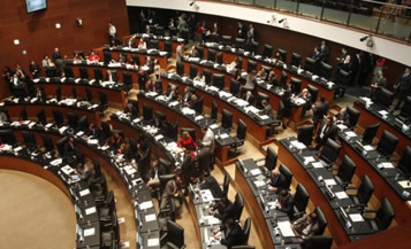 El Pleno del Senado discutirá 147 reservas en lo particular. (Foto: Cuartoscuro)