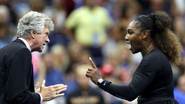Serena Williams polémica US Open