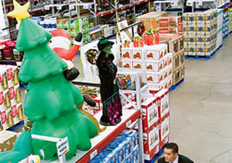 Wall Mart es una de las empresas defensivas ante la crisis por vender productos de primera necesidad.  (Foto: Especial)