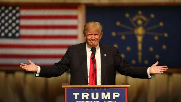 Con esta noticia, Donald Trump se convierte prácticamente en el candidato a la presidencia por el partido republicano.