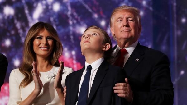 Trump family.