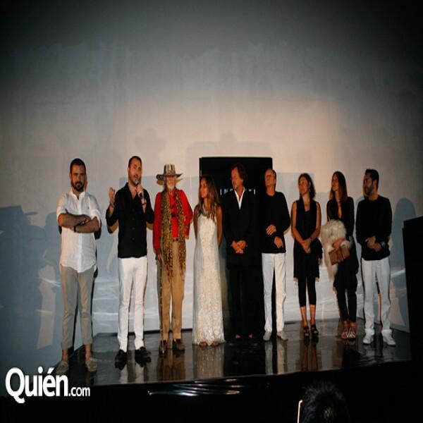 Alejandro Serratos,Victor Martínez,Gianfranco Brignone,Alejandra Martínez,Giorgio Brignone,Marina Stavengatan,Vivian Dean,Alex Brachi