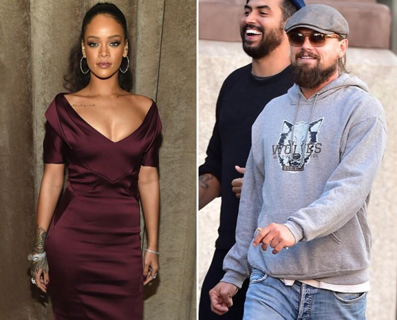 La originaria de Barbados celebró sus 27 años de edad en una mansión de Beverly Hills, junto al actor, y con invitados de lujo como Jay-Z, Beyoncé, Naomi Campbell y más.