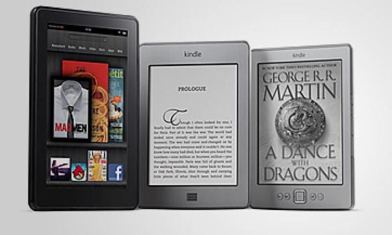 En Amazon ya es posible encontrar libros en español de Gabriel García Márquez, Camilo José Cela y Mario Vargas Llosa. (Foto: Cortesía Amazon)