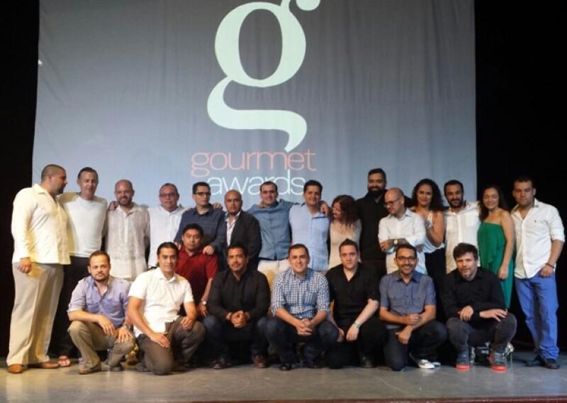 Los Gourmet Awards 2014 entregan reconocimiento a lo mejor de la gastronomía en México en 13 diferentes categorías.