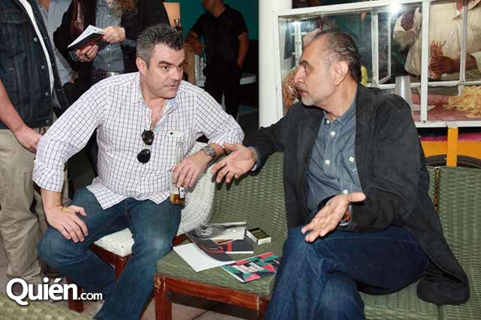 Pepe Lacroix y Alex