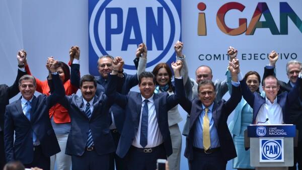 El PAN dijo que seguirá insistiendo en la necesidad de contar con un Fiscal Anticorrupción  autónomo y con autoridad moral que asegure que el combate a la corrupción sea efectivo.
