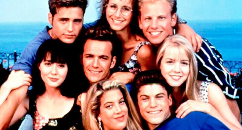 Las serie dejó huella en los años 90 por su temática juvenil.