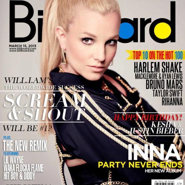 Billboard, marzo 2013