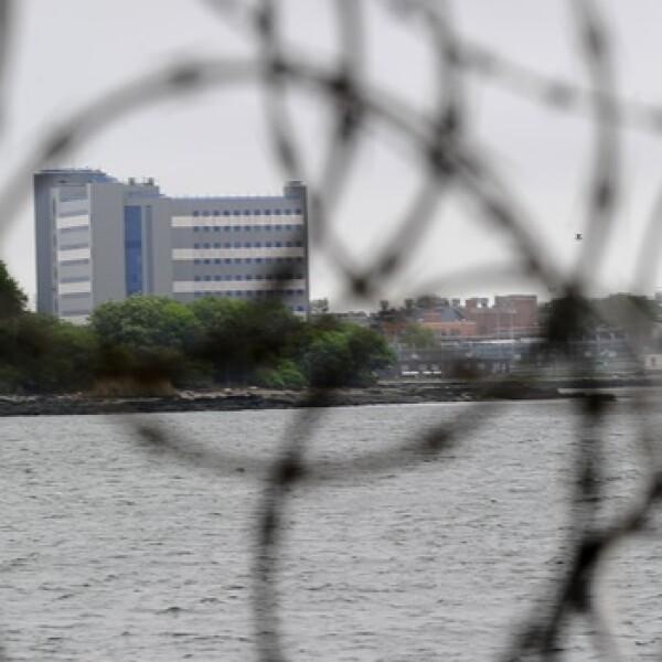 FMI - prisión - Isla Rikers - NY