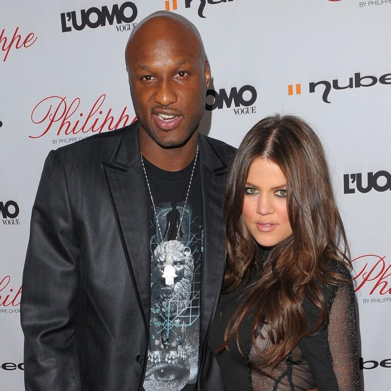 Lamar y Khloe otra