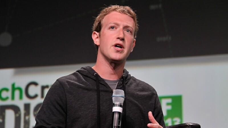 Mark Zuckerberg NSA
