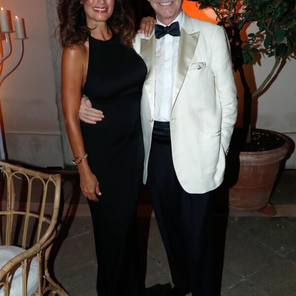 Celebrazione Party By Chopard and Generali To Honor The 75th Venice Film Festival In Venice