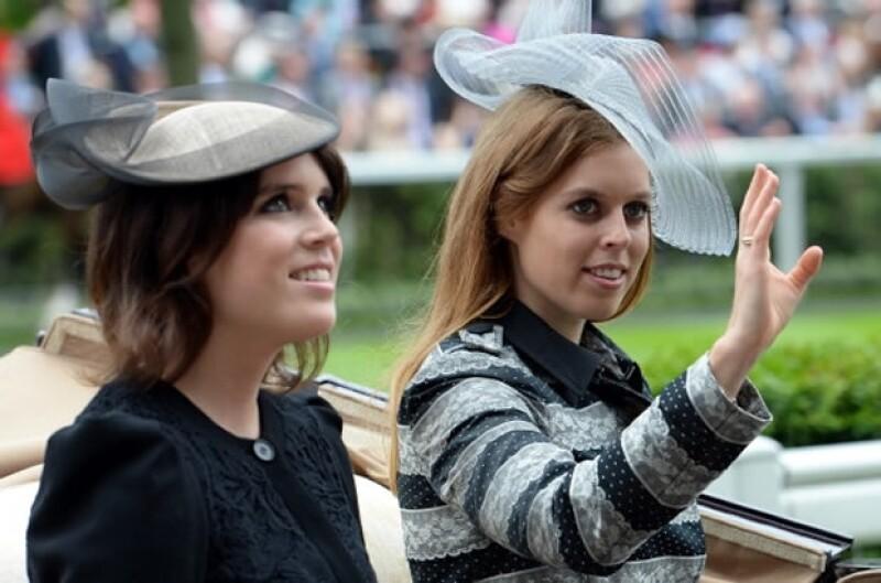 Las princesas Beatriz y Eugenia no se pierden este evento.