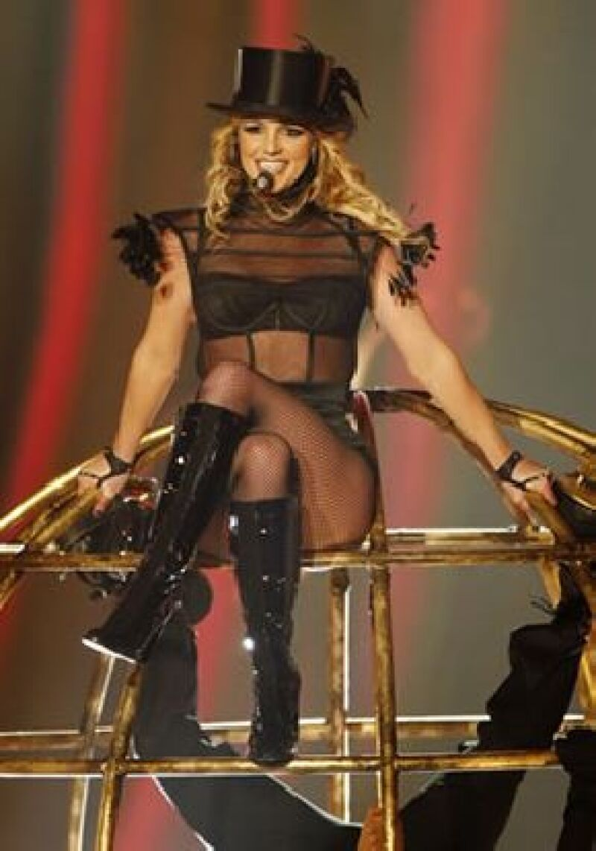 """Su sencillo """"Womanizer"""", del álbum """"Circus"""", se ha colocado en la primera posición de Billboard."""
