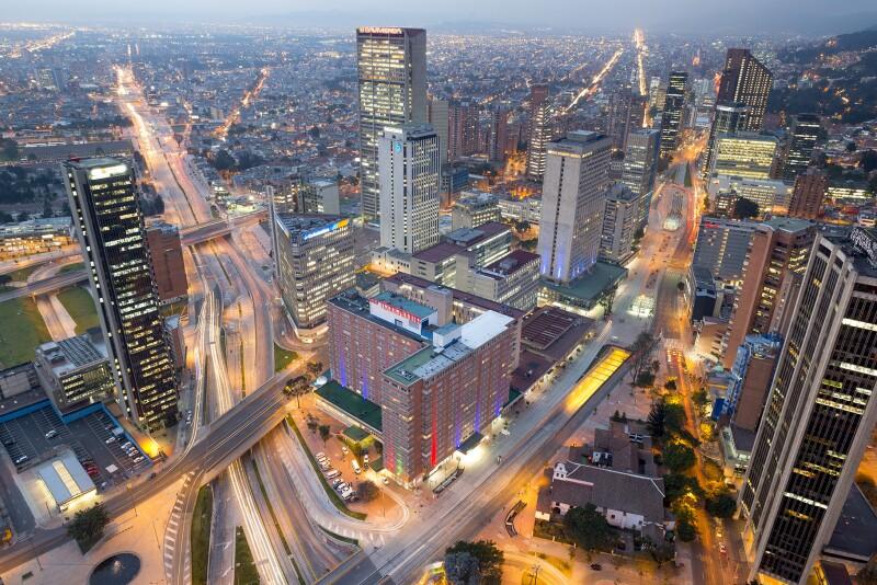 La nueva Bogotá