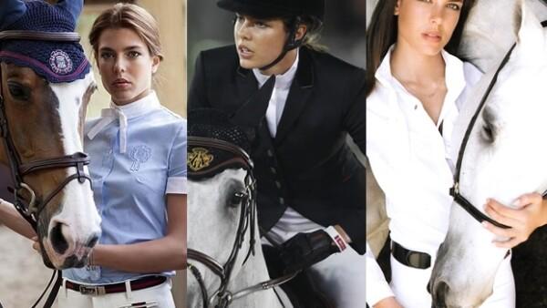 La hija de Carolina de Mónaco ha sido elegida por la firma italiana para ser su imagen a nivel mundial; con esto se convierte en el primer miembro de la realeza en hacerlo.