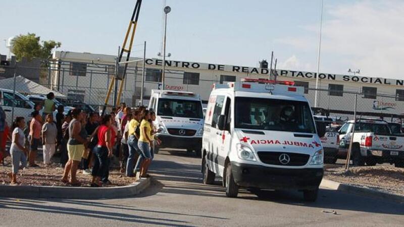 gomez palacio cereso 2 enfrentamiento reos agosto 2009