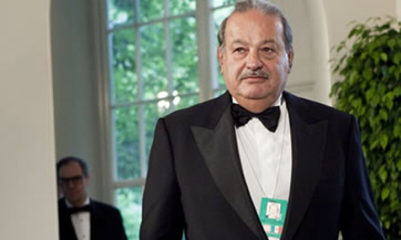 Carlos Slim adquirió 15.9 millones de acciones de The New York Times. (Foto: Getty Images)