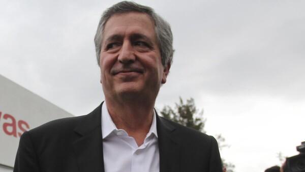 Jorge Vergara ya ha sido dueño de equipos de futbol en el extranjero, como el Saprissa de Costa Rica y Chivas USA en Estados Unidos.